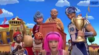 Lazy Town Capitulo 3 - Dia Deportivo - Latino HD