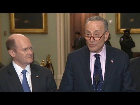 Senators look for a DACA solution ahead of March 5th deadline