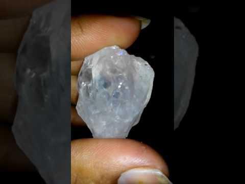 diamond rough or quartz. 2016 ?????