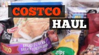 huge costco haul april 2017