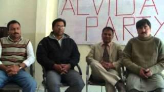 Hazara University Haripur Campus  MBA 4 LAST DAY MOMENTS.MPG