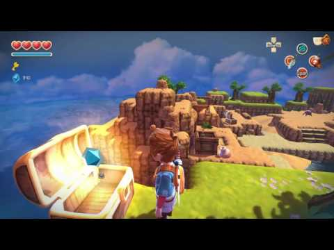 Oceanhorn Return To Hermit's Island/Inside The Well