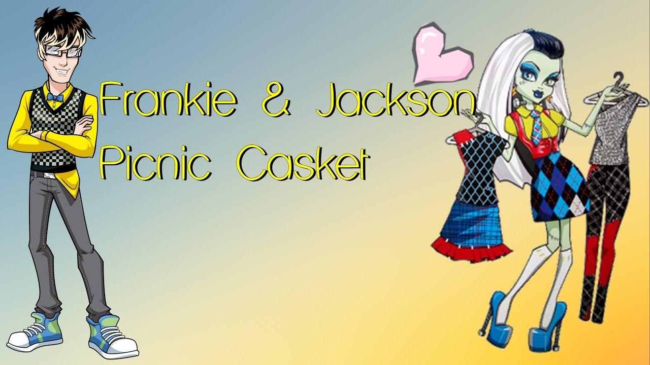 Is frankie stein dating jackson jekyll