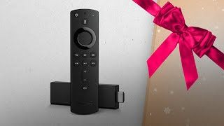 Fire TV Stick 4K With All-New Alexa Voice Remote, Streaming Media Player / End Of Year Sale 2018!