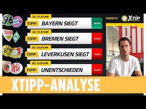 Kramer-Freistoß rettet uns ein wenig - Die Tipp-Analyse zum 31. Spieltag I Xtipp