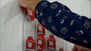 Ketchup Dip Cup Dispenser.wmv