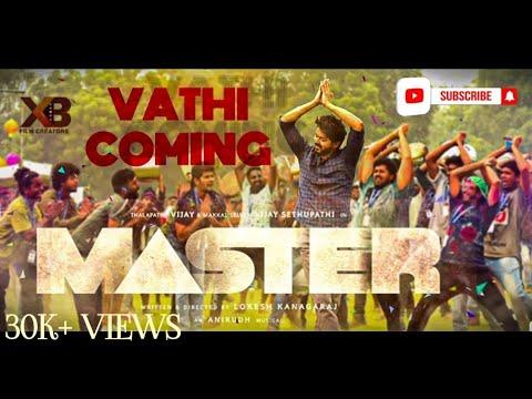 Vathi coming song lyrics/master - YouTube