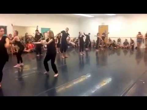 Untitled Contact Improvisation Contemporary Dance