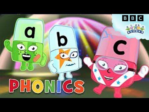 Phonics - Learn to Read | Awesome Alphabet | Alphablocks