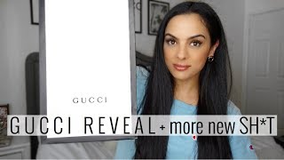 Gucci Reveal and More New SH*T! | elle be |