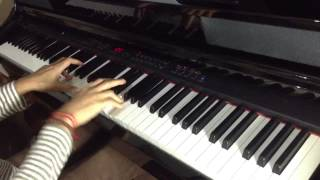 "Zedd - ""Find You"" feat.Matthew Koma & Miriam Bryant - Piano Cover Divergent Soundtrack"