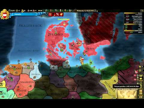 Let's Co-Play EU3 With ATR Part 19 (Enforcing the Imperial B