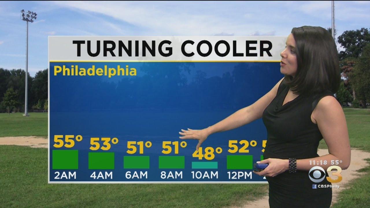 Philadelphia Weather: Blustery Saturday Ahead