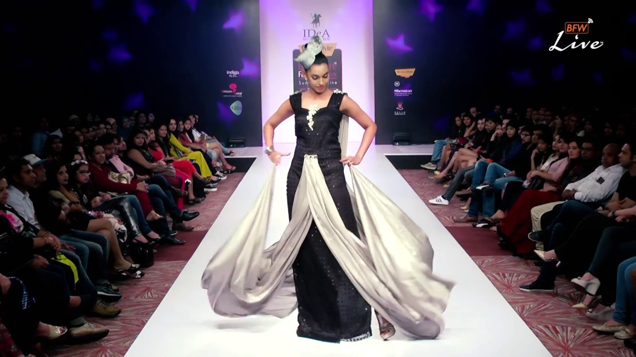 Idea World Wide Wear Style Bangalore Fashion Week 16th