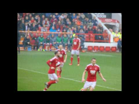 Nottingham Forest vs Derby County 2-2