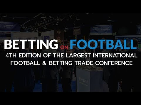 Betting on Football Conference 3-5 May 2017 @ Stamford Bridge