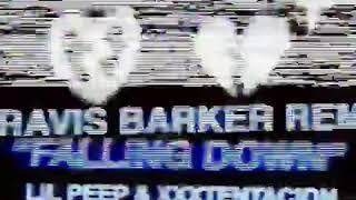 Lil Peep & XXXTENTACION Falling Down (Travis Barker Remix)