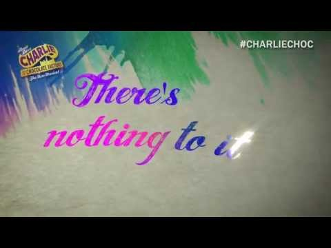 Charlie and the Chocolate Factory – Pure Imagination Lyric Video