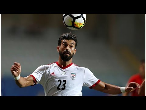Nike will not outfit Iranian World Cup team due to sanctions