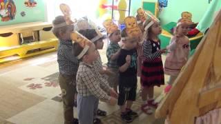 Выпускной в детском саду №98 (май, 2015) младшая группа