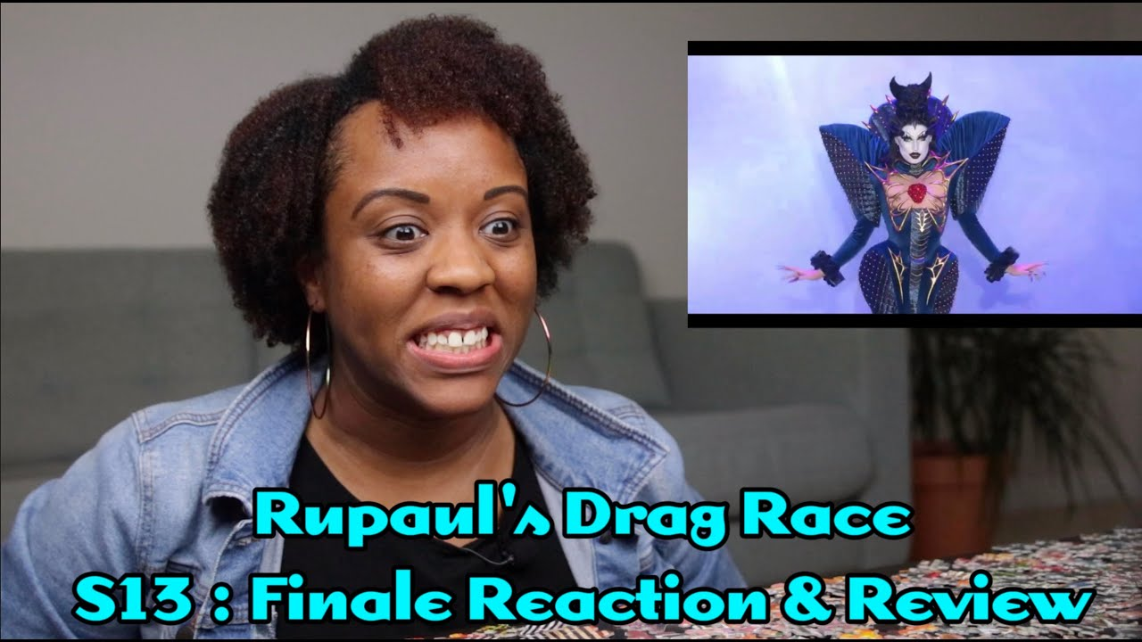 """RuPaul's Drag Race S13 : Ep 16 """"Grand Finale!"""" Reaction & Review!"""