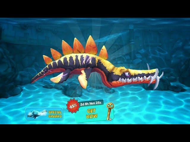 Gagal Dapat Hiu Leo Liopleurodon Youtube