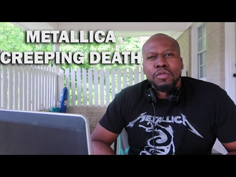 Awesome Reaction To Metallica   Creeping Death