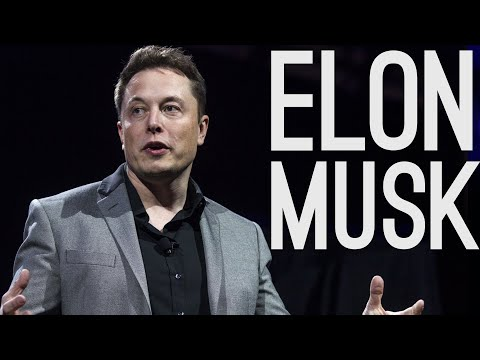 The Story Of Elon Musk