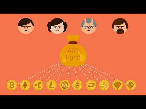 AIO (All In One Coins) ICO Ethereum Token
