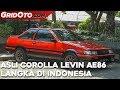 Restomod Toyota Corolla Levin AE86 | Modifikasi Mobil | GridOto