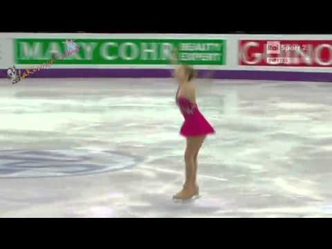 Video - Isadora Williams - 2013 World Championships short program - National figure skating Travel Video