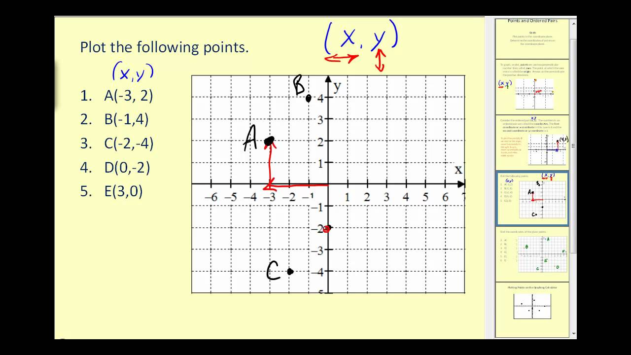 hight resolution of Coordinate Geometry (video lessons