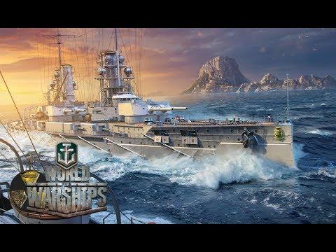 Zagrajmy w World of Warships 61(G) USS Missouri, Gneisenau