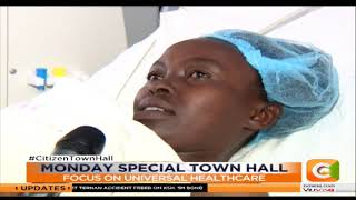 #CitizenTownHall: State of health in Isiolo County [PART 1]