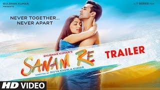 SANAM RE Trailer   Pulkit Samrat   Yami Gautam   Divya Khosla Kumar   Review