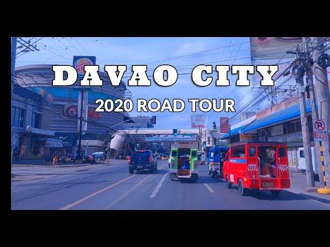 DAVAO CITY UPDATE: Ganito na Kaganda at kalinis ang Davao City ngayun