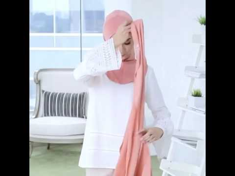 Shawl tutorial from galeri ariani