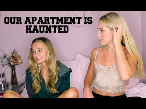 OUR APARTMENT IS HAUNTED  PAIGE