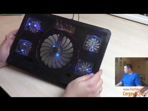 видео: Подставка для ноутбука. aliexpress Посылки из Китая #157