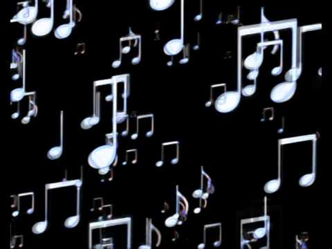 Premium Musical Symbols Video Background   Animation Motion Graphics HD