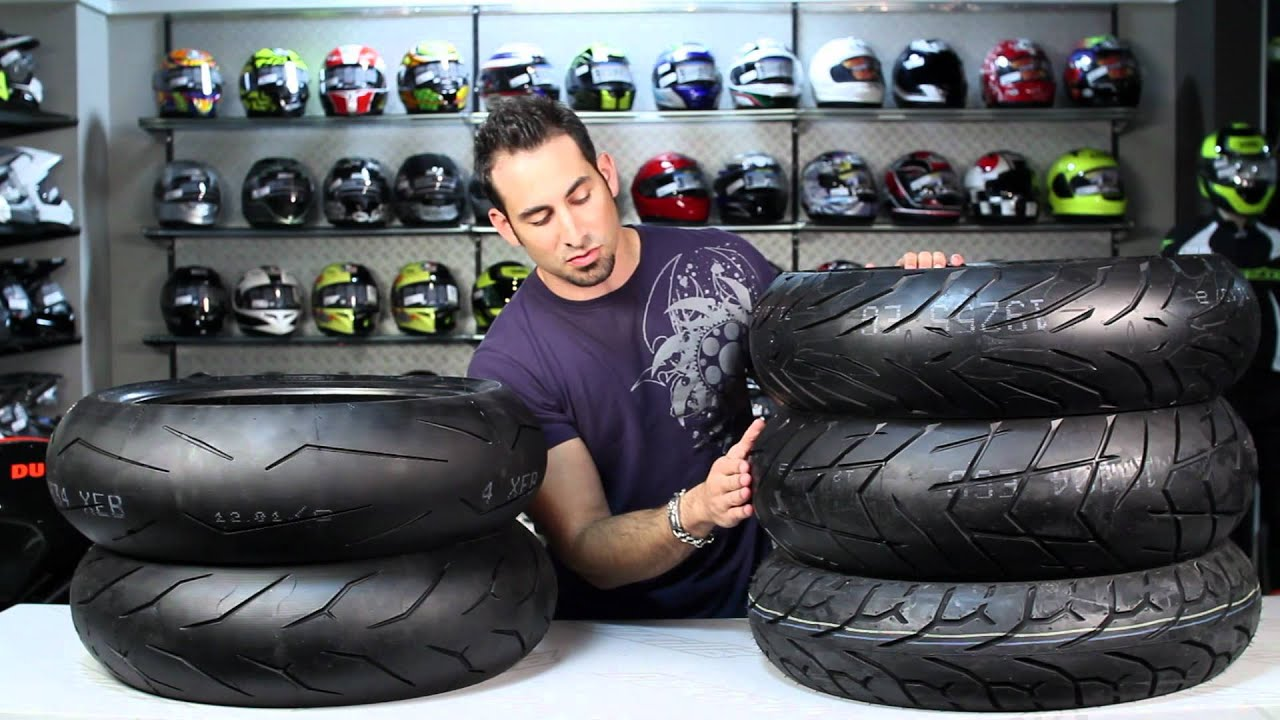 Tire Rating Guide >> Pirelli Motorcycle Tire Guide & Brand Overview at RevZilla.com - YouTube