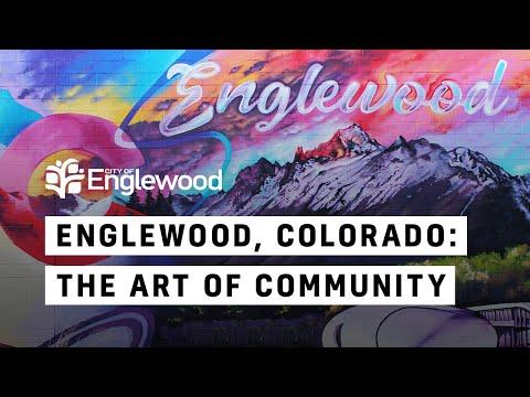 Englewood, Colorado: The Art of Community