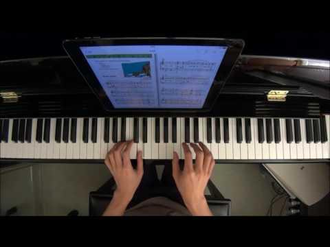 Faber Piano Adventures Technique Artistry Book Level 1 No.32 Ocean Ocean (P.38)