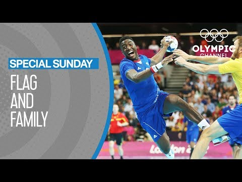Handball Star Luc Abalo Finds Equality on the Court | Flag and Family