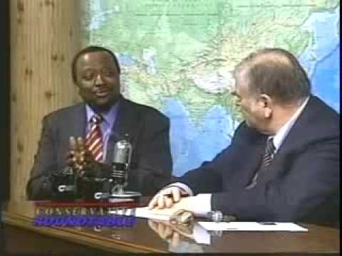 Ambassador Alan Keyes on Stopping Illegal Immigration