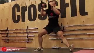 10 упражнений на ноги в TRX петлях