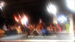 Caribbean Fashion Week 2014,14th June: Fashion show 10  Delia Alleyne from Trinidad&Tobago Thumbnail
