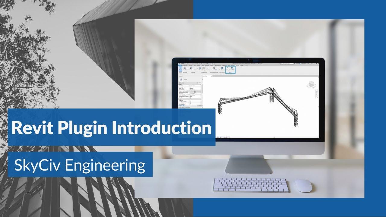 Introducing: SkyCiv – Revit plugin | SkyCiv Cloud Structural