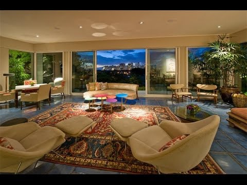 Magnificent Home on the Slopes of Diamond Head in Honolulu, Hawaii