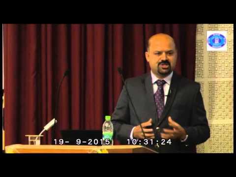 Xth Telecom Symposium - Mr  Anil Monterio